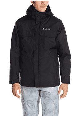Columbia Sportswear Men's Bugaboo Interchange Jacket with Detachable Storm Hood We've added our patented thermal reflective technology to this classic winter Business Casual Men, Men Casual, Mens Outdoor Clothing, Revival Clothing, Winter Outfits Men, Columbia Sportswear, Bugaboo, Columbia Jacket, Outdoor Outfit