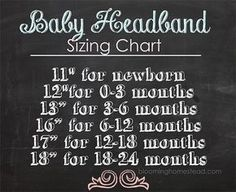 DIY Baby Headband - Page 3 of 4 - Blooming Homestead