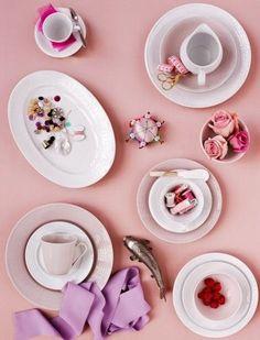 Swedish Grace, china pattern from Swedish brand Rörstrand.: