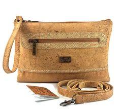 Beautiful Crossbody Bag,Cork Bag,Handmade Bag,-FREE SHIPPING-,Vegan Product,Eco-Friendly,Gift Ideas,Unique Gift,Cork Gift