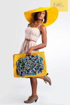 Diva Delicious is an African fashion brand that deals with accessories with raw materials made in Ghana and a touch of glam.