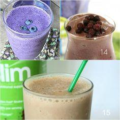 Trim healthy mama milkshake recipes