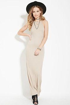Boho Me Pleat Ombre Maxi Dress | Forever 21 - 2000187220 ...