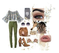 """""""Spring lover"""" by frania-hernandez on Polyvore featuring Timorous Beasties, Balmain, H London, UGG, Spitfire, Kate Spade, Les Néréides and Allurez"""