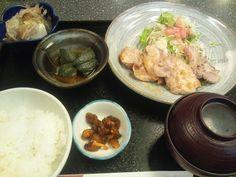 2014年8月15日(金) 味美家 お肉ランチ