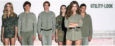 Lookbook Military Jacket, Jackets, Fashion, Down Jackets, Moda, Field Jacket, Fashion Styles, Military Jackets, Fashion Illustrations