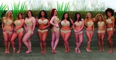 This Lingerie Company Is Fighting Unrealistic Body Images With an Awesome New Ad