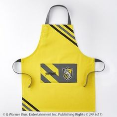 HARRY POTTER(TM) HUFFLEPUFF(TM) Kids Apron