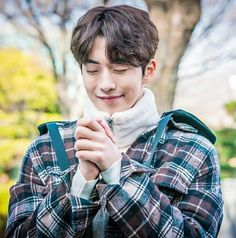 Uploaded by 카라. Find images and videos about cute, model and korea on We Heart It - the app to get lost in what you love. Weightlifting Fairy Kim Bok Joo Swag, Nam Joo Hyuk Wallpaper, Jong Hyuk, Joon Hyung, Kim Book, Swag Couples, Nam Joohyuk, Lee Sung Kyung, Grace Beauty