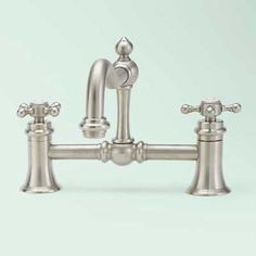 Victorian Style Lav Faucets