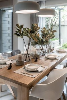 20 Rustic Dining Room Design Ideas For Special Dinner Room Interior, Interior Design Living Room, Living Room Decor, Interior Livingroom, Luxury Interior, Interior Ideas, Modern Interior, Interior Architecture, Dining Room Design