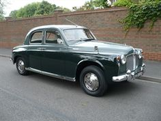 1964 Rover P4 for sale - www.classiccarsforsale.co.uk