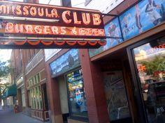 7. Missoula Club, Missoula