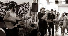 Resenha Fotografica: Red Lights Gang na Inauguração da Ape Hangers Garage – 27/03   Loco A Go-Go