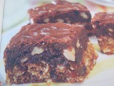 Diabetic Enjoying Food: Brownies