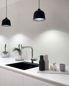A minimal kitchen - Is To Me