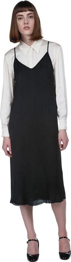 Slip Dress | Raquel Allegra | LOIT