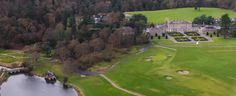 Carton House from the air by Photographic Memory Golf Courses, Ireland, Wedding Venues, Wedding Photography, Memories, House, Wedding Places, Wedding Shot, Souvenirs