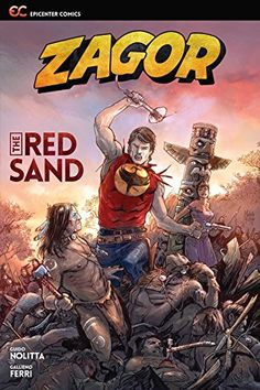 Zagor: The Red Sand by Guido Nolitta (Writer) https://www.amazon.com/dp/1942592035/ref=cm_sw_r_pi_dp_M1UCxbM9V4FNN