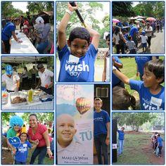 Fiesta del #WorldWishDay 35 años de la creación de Make-A-Wish.