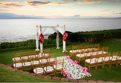 Sunsets that last and last.. Sheraton Maui Resort & Spa is the right place for the most romantic destination wedding.