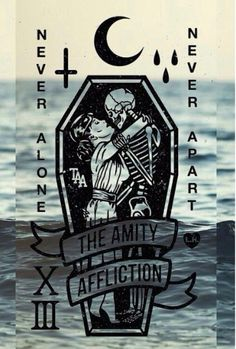 Open Letter Amity Affliction Album