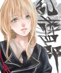 Touken Ranbu | TouRanbu | Midare Toshirou | hhhhh so beautiful | he's a boy tho, did u think something else? ( º  ͜ʖ º )