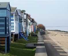 Tankerton Beach, looking towards Whitstable.