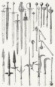 12th century weapons