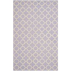 Safavieh Cambridge Lavender/Ivory Area Rug