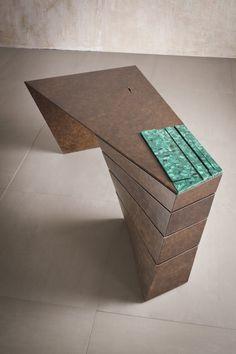 torque desk by i m lab | schreibtische, möbel und büros, Mobel ideea