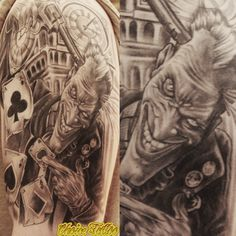 newschool#steampunk#cologne#coloniaink#tattoo#biomech#biomechanic#cologne#tattoo#portrait#chicano#women#face#arm#sleeve#choicetattoo#art#tattoodesigne#Arm sleeve#Tattoo Idea#Tattoo designe#bat man#joker Tattoo Portrait, Bat Man, Chicano Art, Love Tattoos, Steampunk, Joker, Arm, Statue