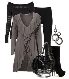 Woman's fashion /Popular Outfit Polyvore Creations