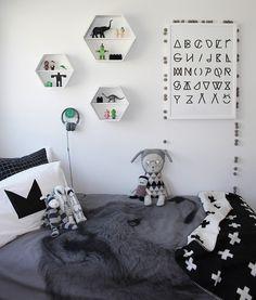 Interieur: deze grijze kinderkamers zijn allesbehalve saai - Famme - Famme.nl
