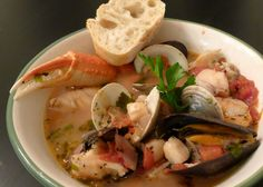Cioppino, flavorful #seafood broth: http://goo.gl/iWnkG4