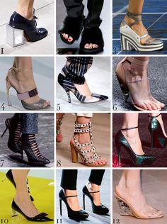 ~Shopaholic~ blog de moda: Los zapatos de París