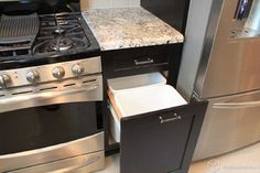 Black Kitchen Cabinets - traditional - kitchen - houston - by CliqStudios Cabinets