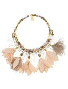 Gold California Dreaming Necklace | Lizzie Fortunato | Avenue32