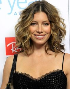 jessica biel shoulder length hair - Google Search