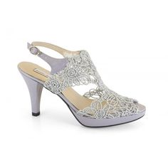 eee2363e Zapatos Medio Tacon Con Plataforma · Marca: Ángel Alarcón. Colección:  2012-2013 Zapato de fiesta o de vestir