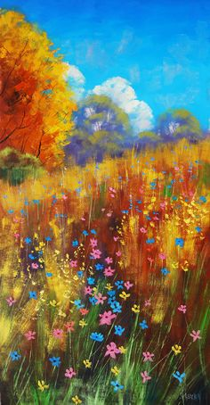 Wildfloers by artsaus.deviantart.com on @deviantART