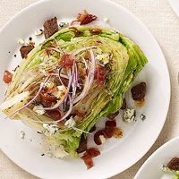 Warm Wedge Salad - Every Day with Rachel Ray