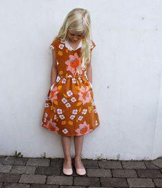Lotta Dress pattern