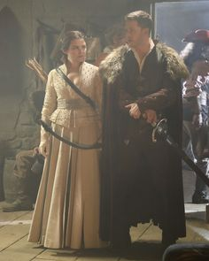 """Once Upon A Time """"The Song in Your Heart"""" S6EP20"""