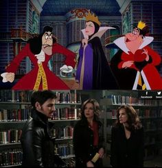 TVShow Time - Once Upon a Time S05E17 - Her Handsome Hero.