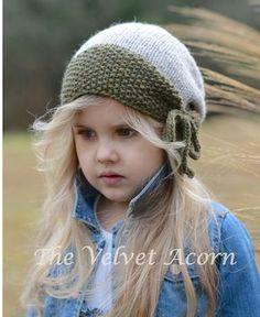 PATTERN-The de tejer sombrero de Ginebra (niño, niño, tallas de adultos)