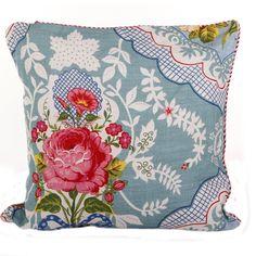 Pip Studio - Shabby Chic Large Cushion - Blue