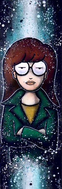 Daria by Vaughnb.deviantart.com on @deviantART