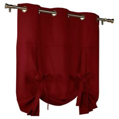 Help keep out the cold in your living room or master suite with this stylish insulated curtain, an essential addition to your classic home. ...