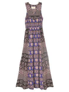 Sunner // lovely maxi dress